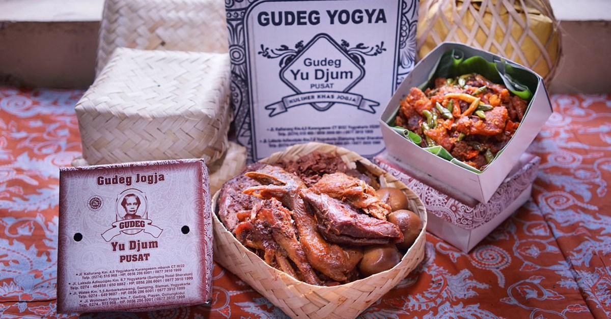 Gudeg Yu Djum Khas Yogyakarta