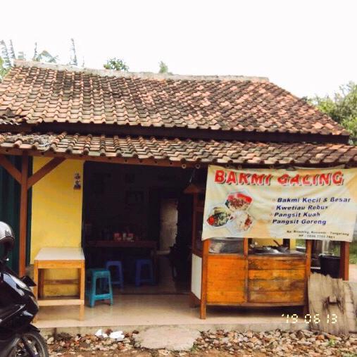 Bakmi Galing (Non Halal)