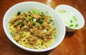 Bakmi Belitung (Non Halal)