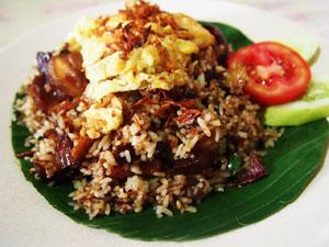 Nasi Gandul Bu Endang (Halal)