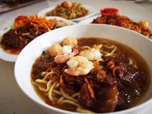 """Lotus"" Mie Udang Singapore (Non Halal)"