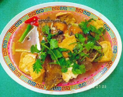 Wong Fu Kie (Non Halal)