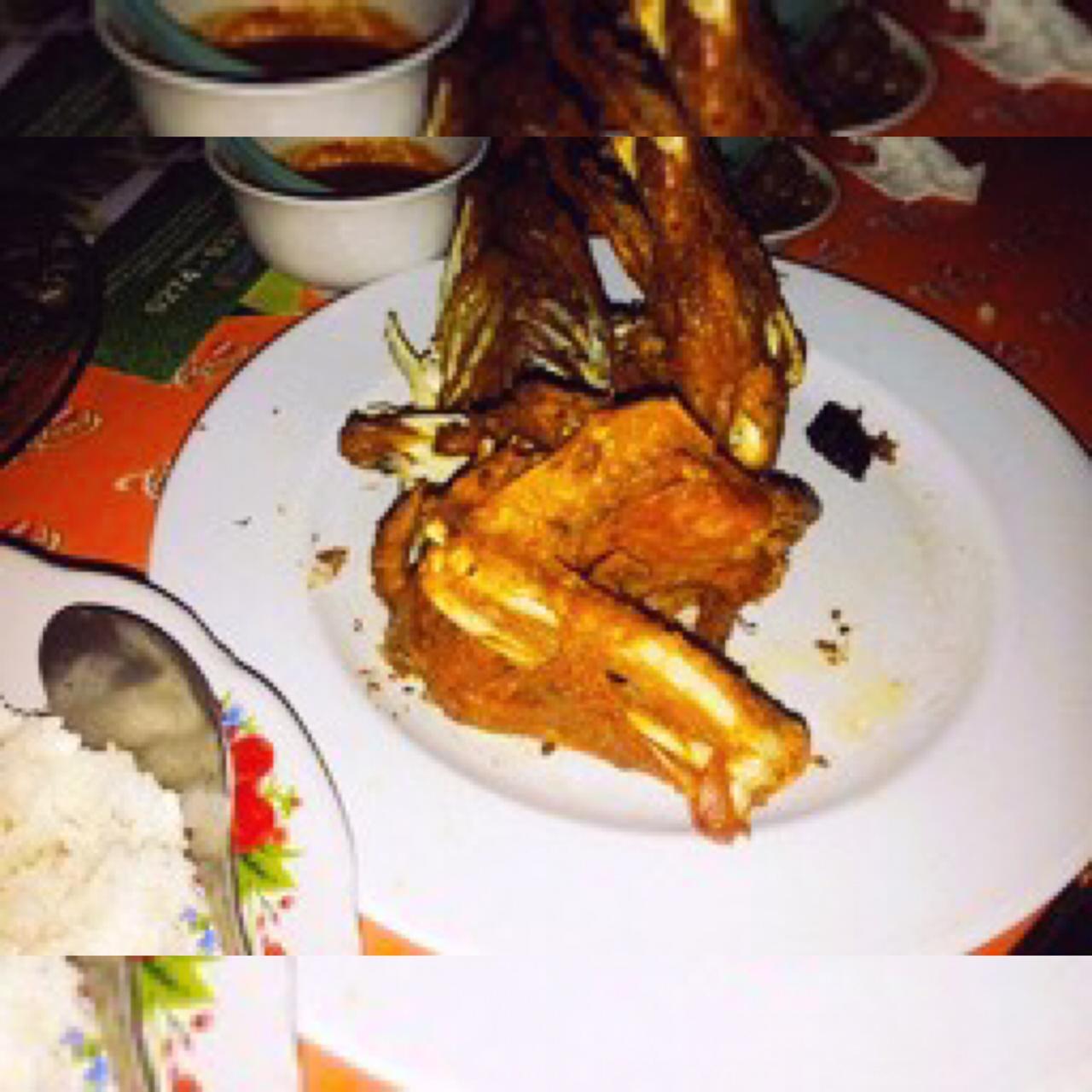 Ayam Goreng Mbah Cemplung (Halal)