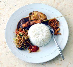 Warung Zaenah (Halal)