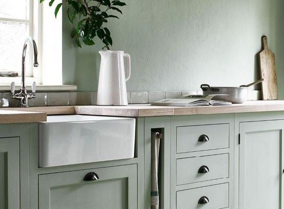 Pilihan Warna Cantik untuk Dapur Kamu!