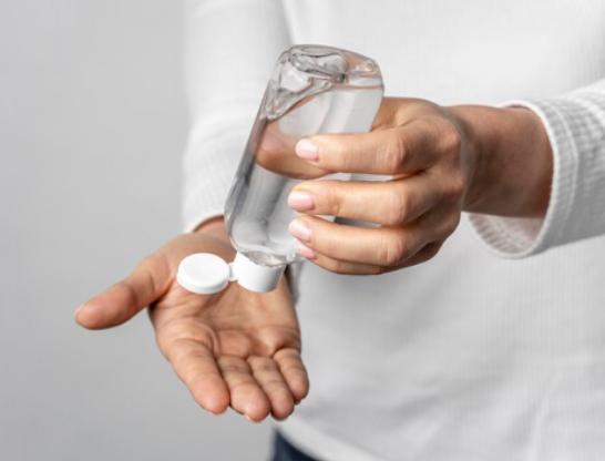 Cara Membuat Hand Sanitizer Ala Rinnai!