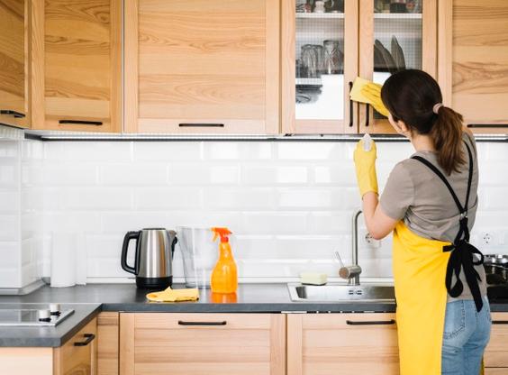Bersihkan Dapurmu Menjelang Hari Raya