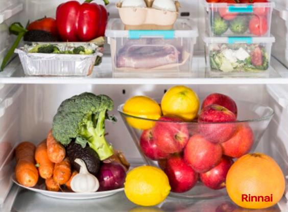 Tips Mudah Menyimpan Sayur dan Buah – buahan