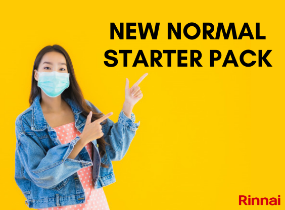 New Normal Starter Pack!