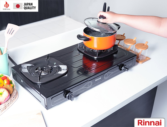Model Kompor Gas Rinnai yang Paling Direkomendasikan