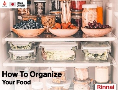 How To Organize Your Food