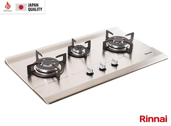 5 Model Kompor Tanam Rinnai Berbahan Stainless Steel yang Paling Banyak Dicari