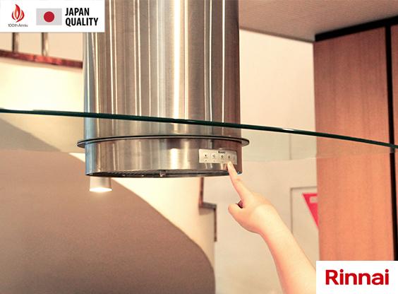 Kelebihan Cooker Hood Berbahan Kaca untuk Dapur